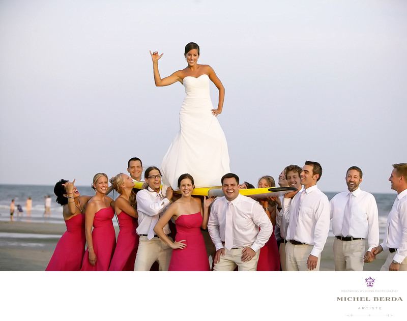 Sea Pines Resort Wedding Photos
