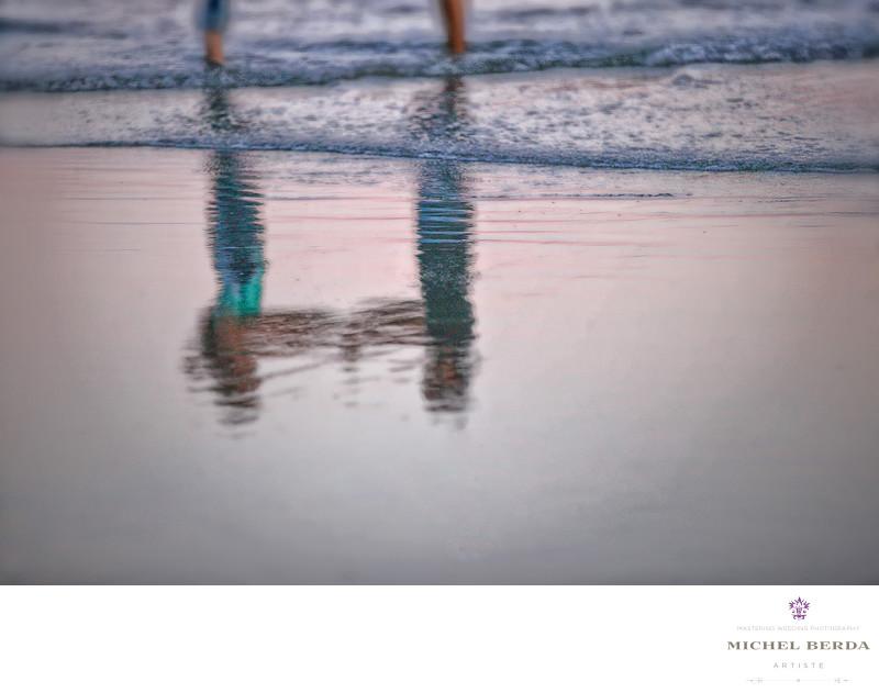 Engagement Beach Photographer
