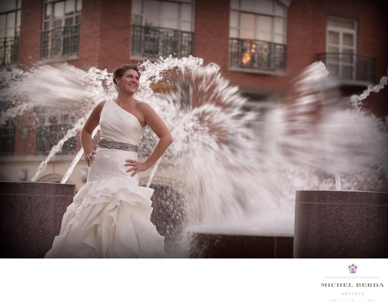 Bridal Portrait Photographer In Charleston Sc