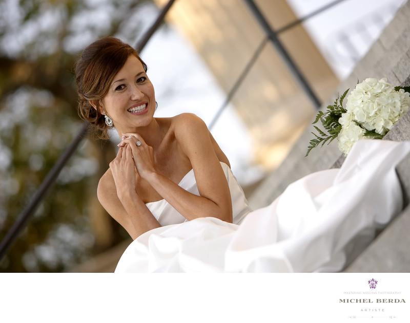 Best Bridal Portrait Photographer Charleston Sc