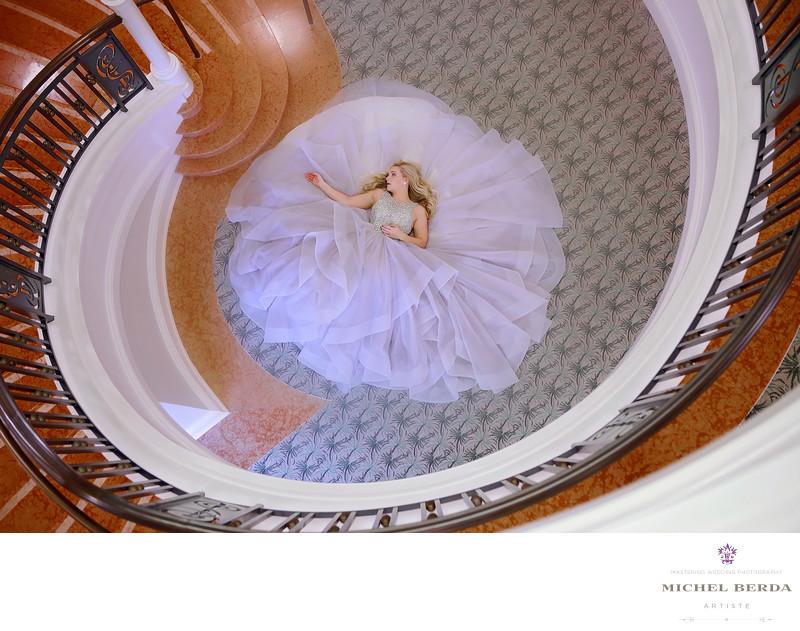 Charleston Gaillard Center Wedding Photographer