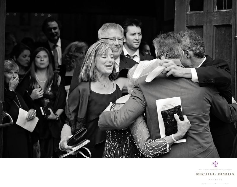 Parents congratulation Stella Maris