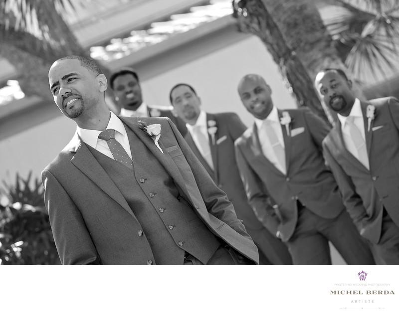 Groom & groomsmen THE WESTIN HILTON HEAD ISLAND RESORT & SPA
