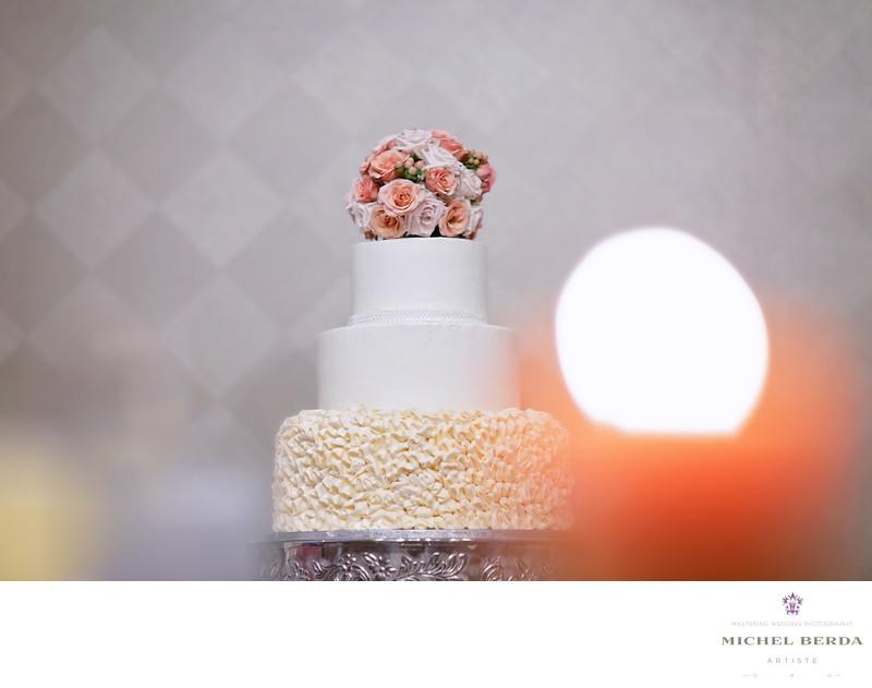 Wedding cake Palmetto Dunes Oceanfront Resort
