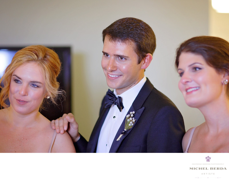 Bridesmaids The Mills House Wyndham Grand Hotel Charleston SC