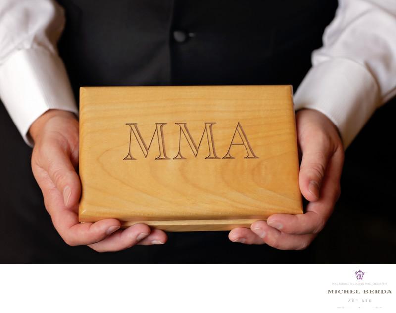 MMA Gift The Mills House Wyndham Grand Hotel Charleston SC