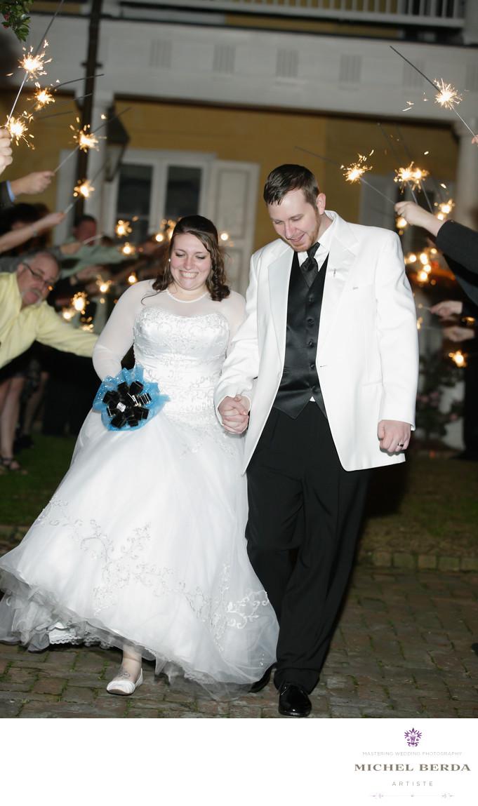 Wlliam Aiken House Wedding Photographers
