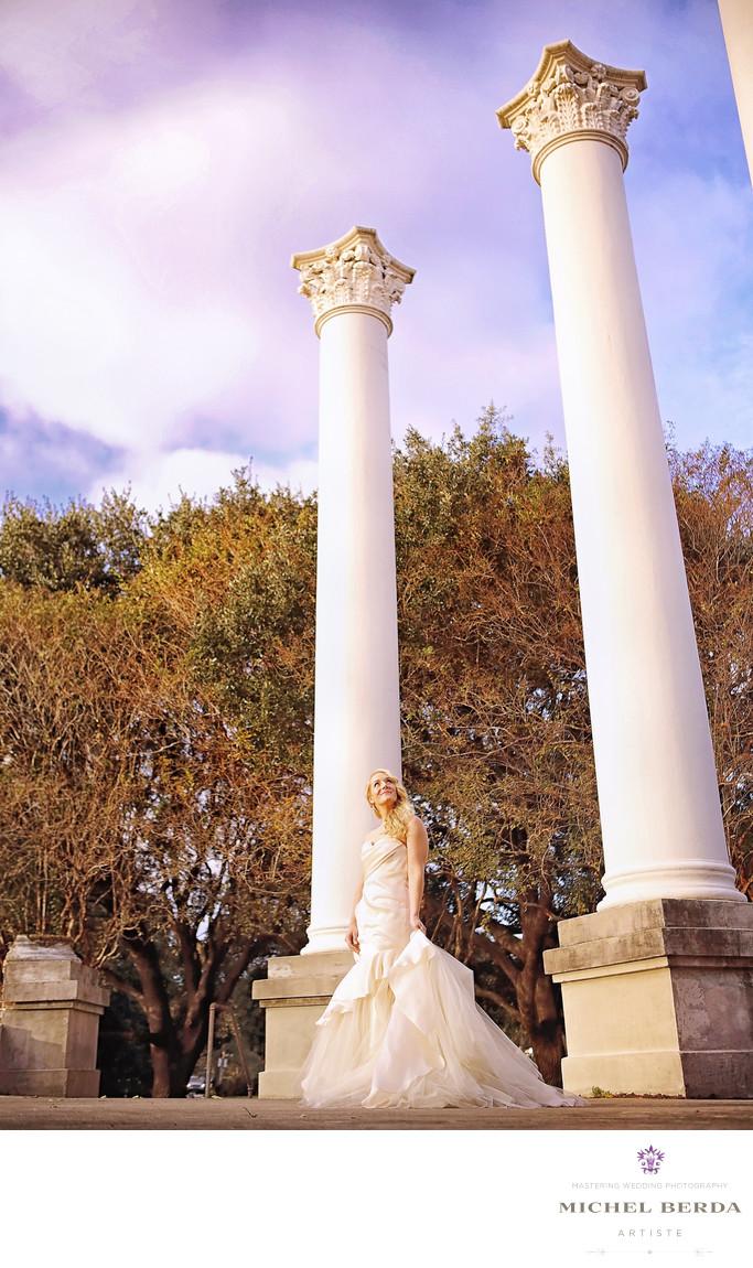 Canon Park Bridal Portrait Photographer