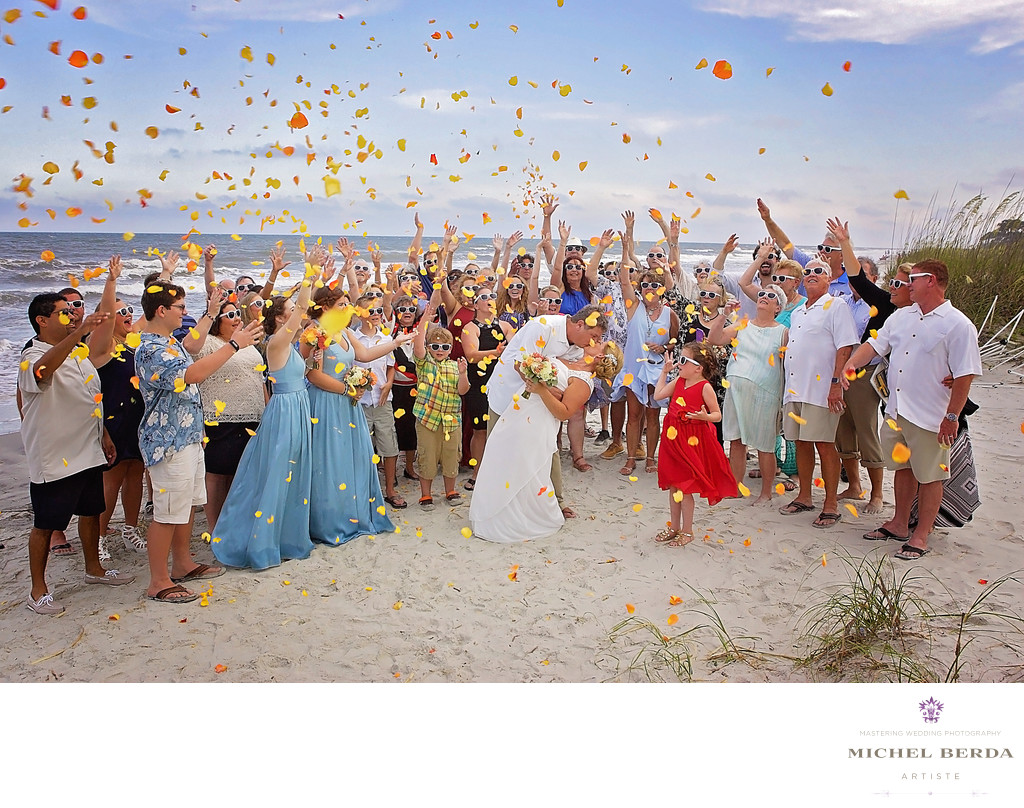 Beach Weddings Palmetto Dunes
