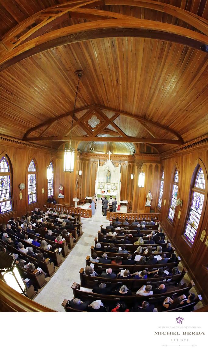 Stella Maris upper level ceremony photo