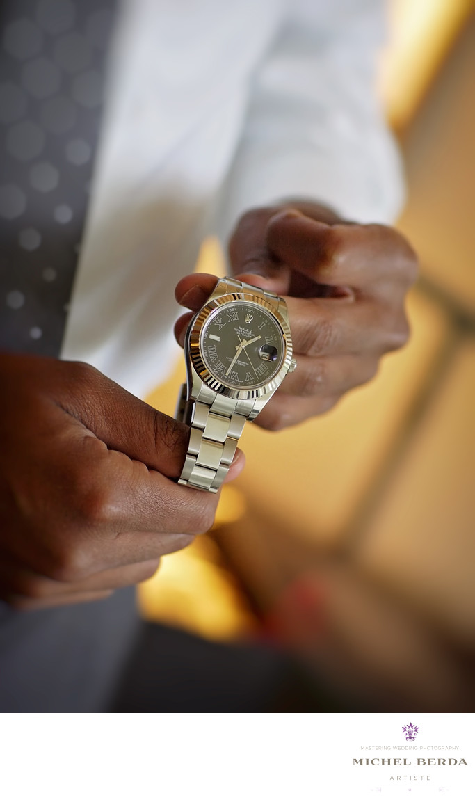 Groom watch gift THE WESTIN HILTON HEAD ISLAND RESORT & SPA