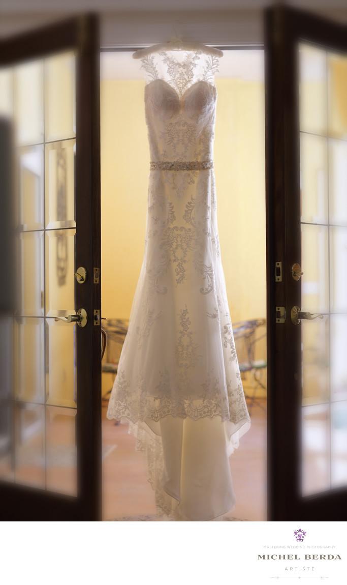 Bride wedding dress Palmetto Dunes Oceanfront Resort