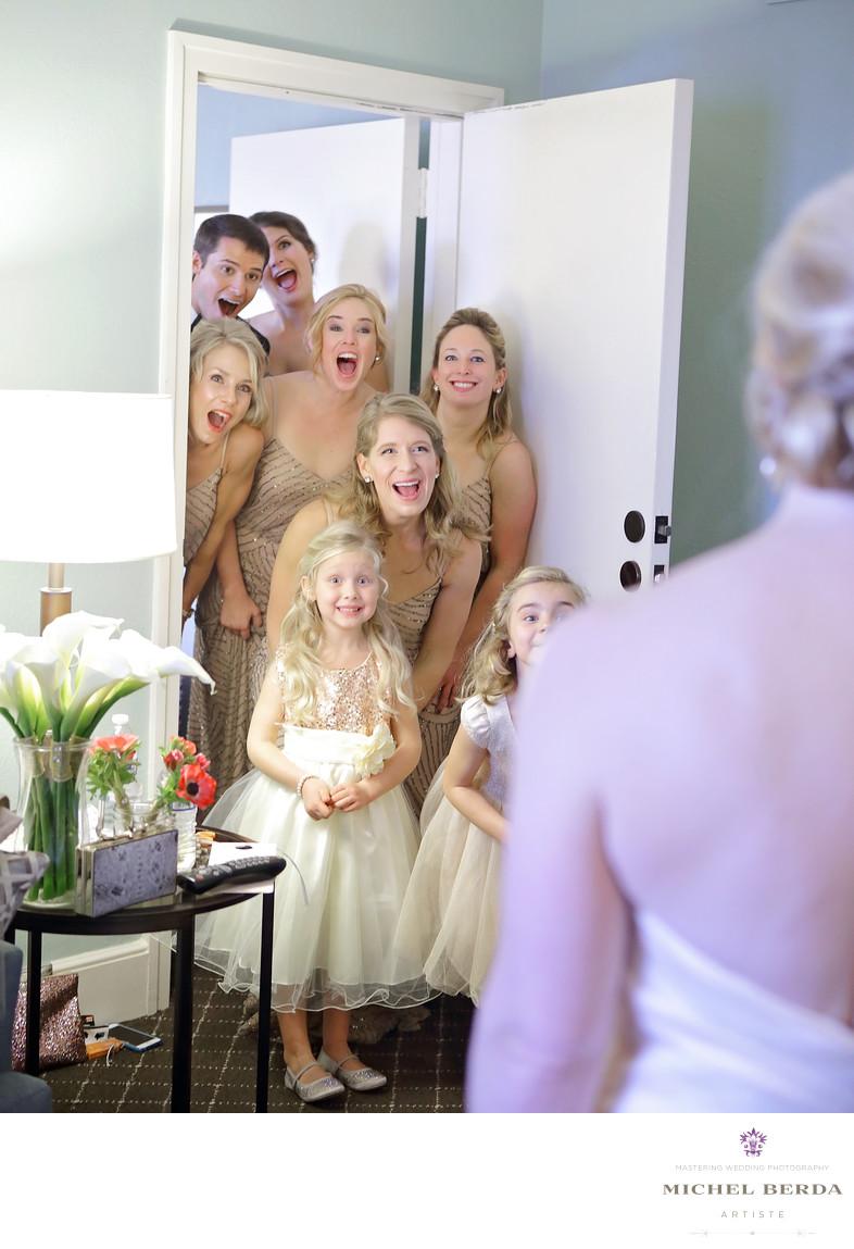 Bridesmaids Flower Girl The Mills House Wyndham Grand Hotel Charleston SC