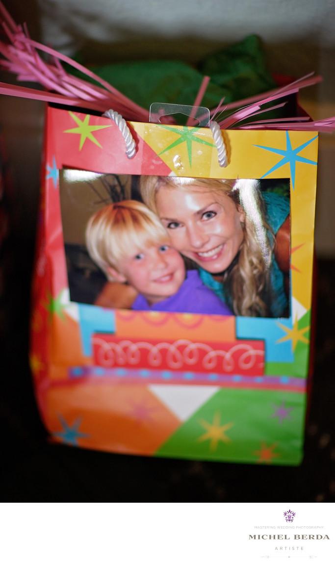 Kids Gift Bag The Mills House Wyndham Grand Hotel Charleston SC
