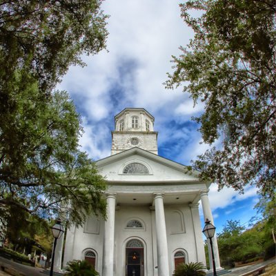 Church Wedding In Charleston Sc
