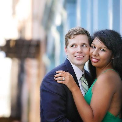 Engagement photographers Charleston SC