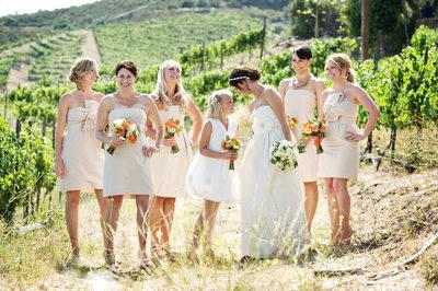 Chateau Le Dome Saddlerock Ranch Wedding Photography