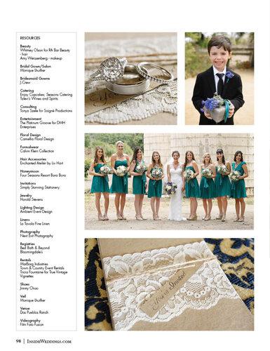 Gorgeous Wedding Invitations