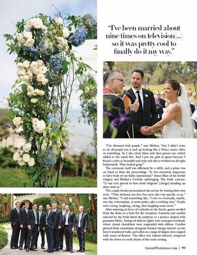 Rancho Dos Pueblos Wedding Photography