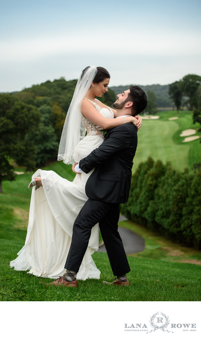 Nissequogue Golf Club wedding photography