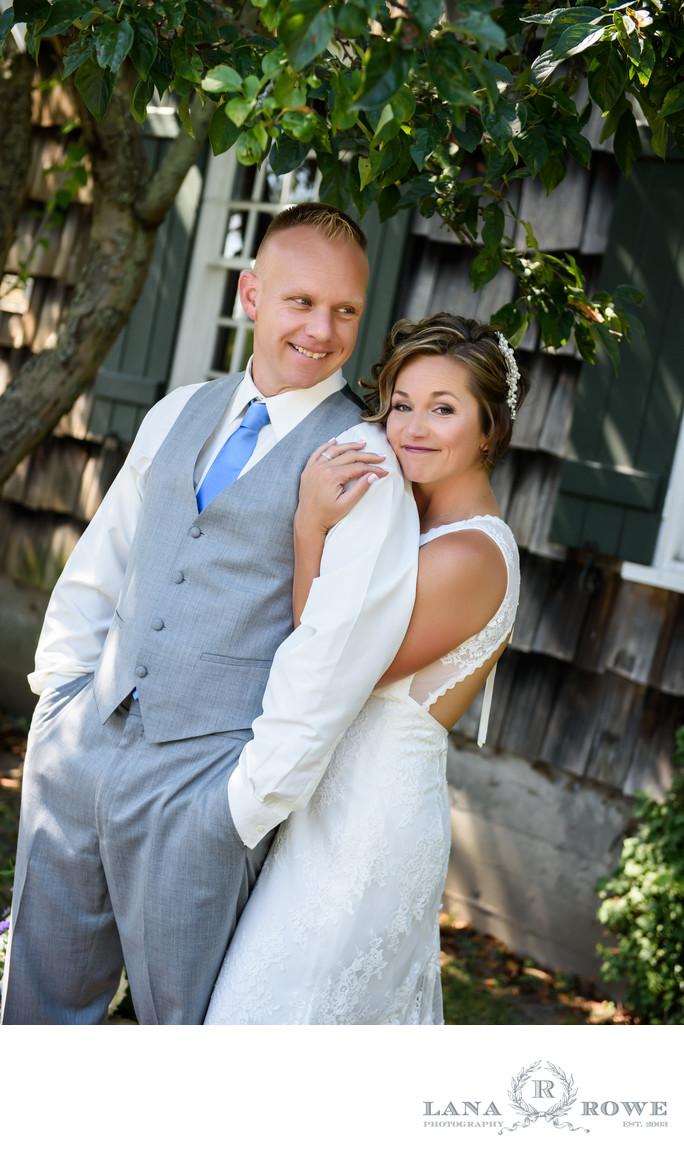 Bates house wedding