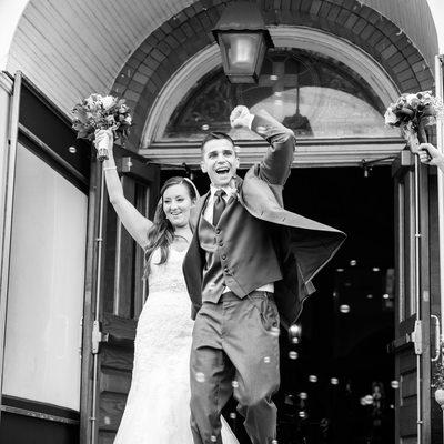 St. Killian's church wedding