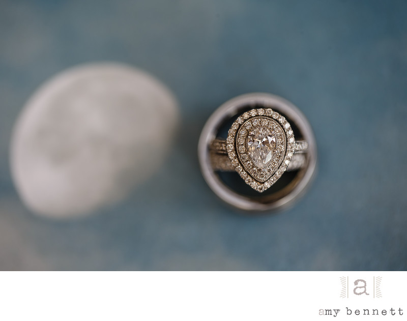 ring and moon