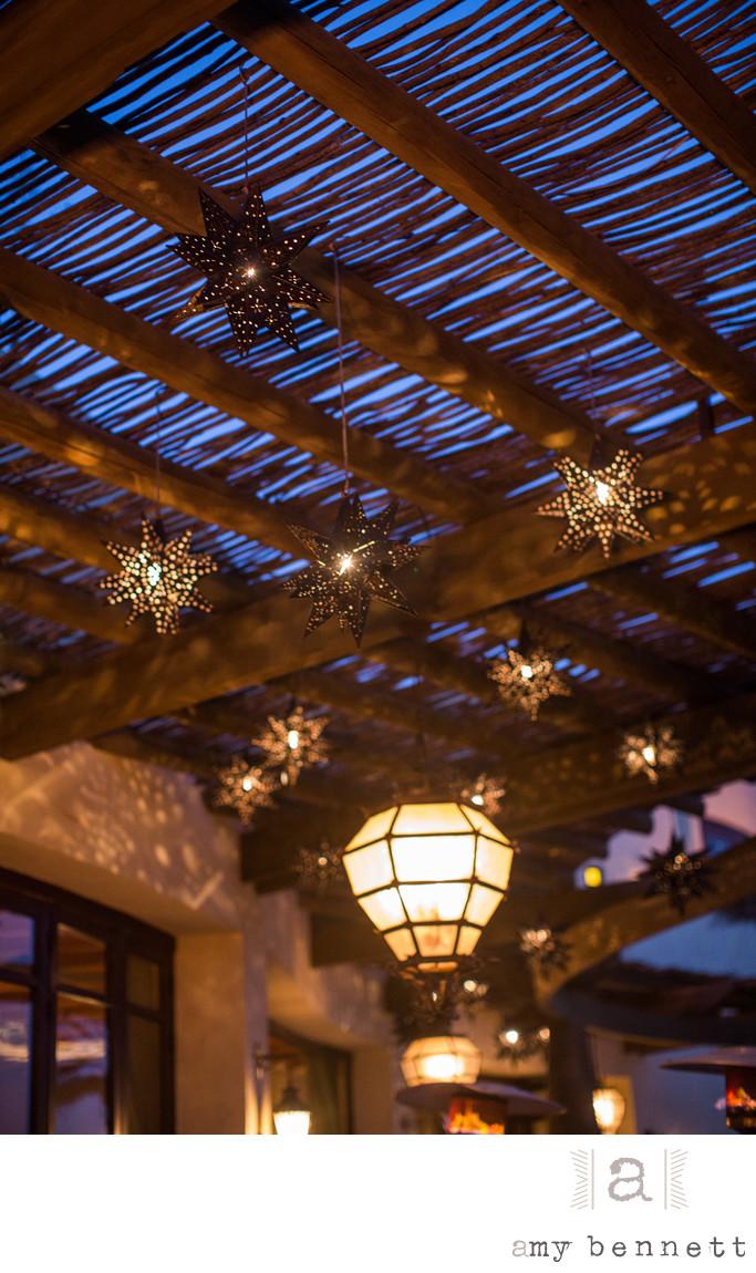 stars and lanterns