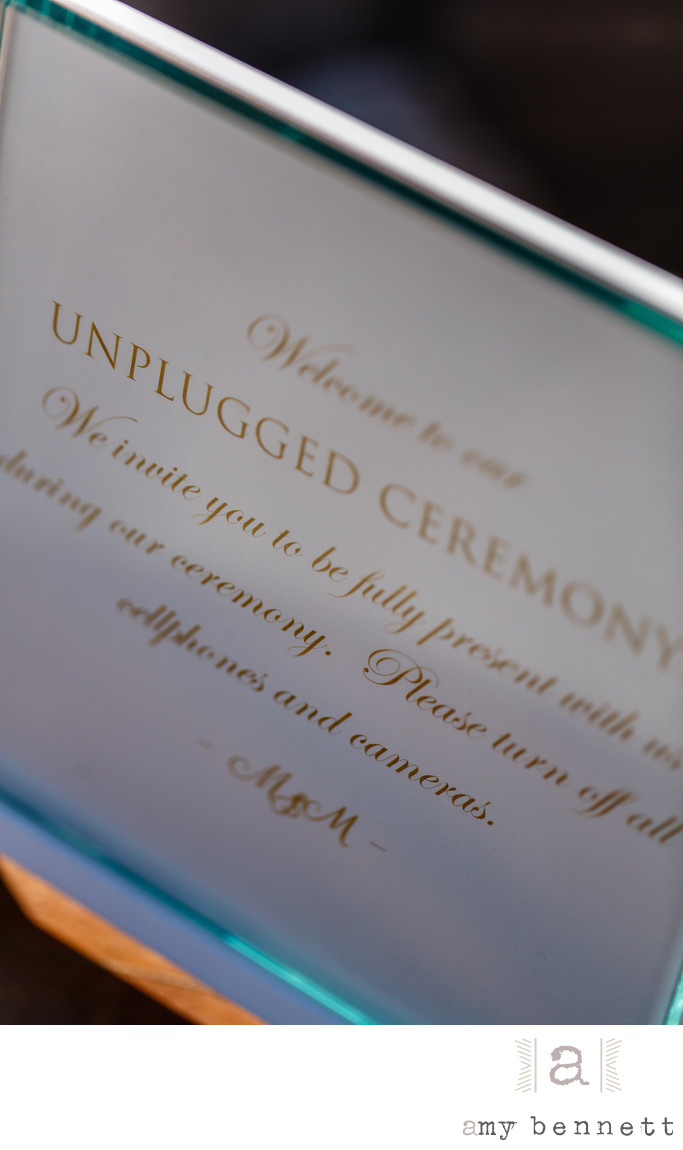 gold font ceremony rules