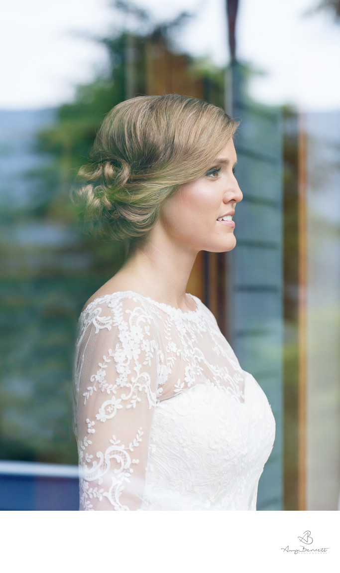 Through the Bridal Glass