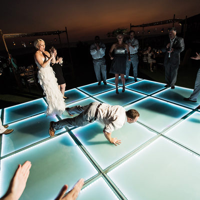 light up dance board