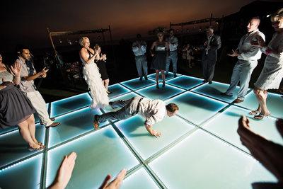 light up dance board