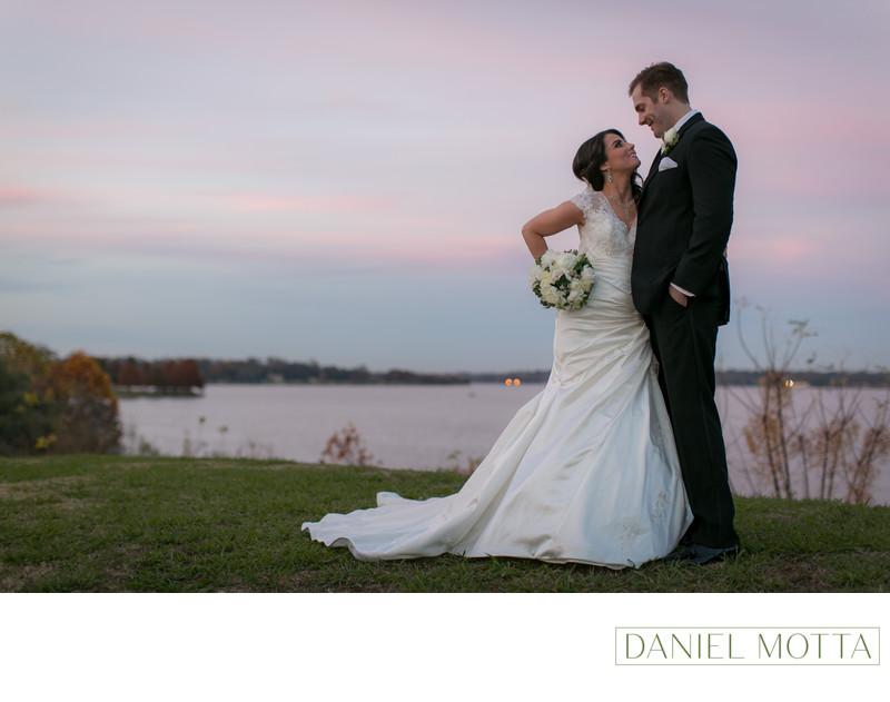 Dallas Outdoor Wedding at The Filter Building
