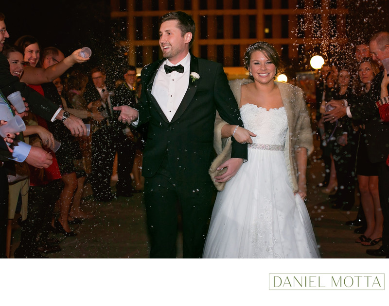 Wedding Photography at Old Red in Dallas