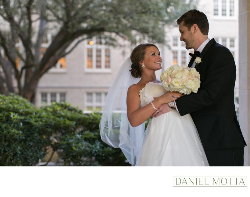 Wedding Photo at Highland Park United Methodist