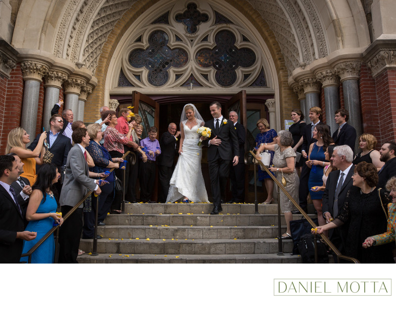 Dallas Wedding at Cathedral Shrine of Guadalupe