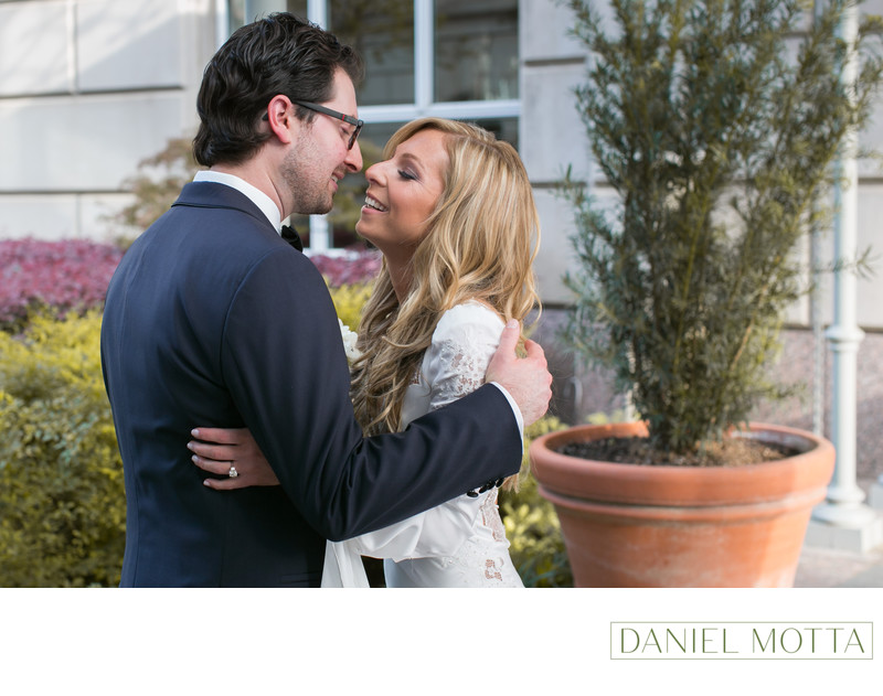 Wedding Photo at Crescent Court Hotel in Dallas