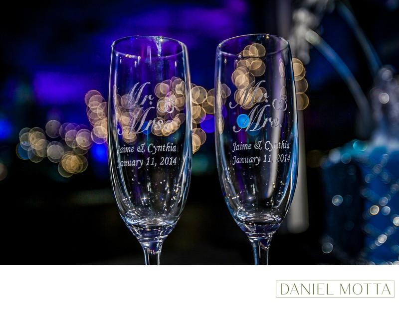 Dallas Ballroom Wedding Photograph