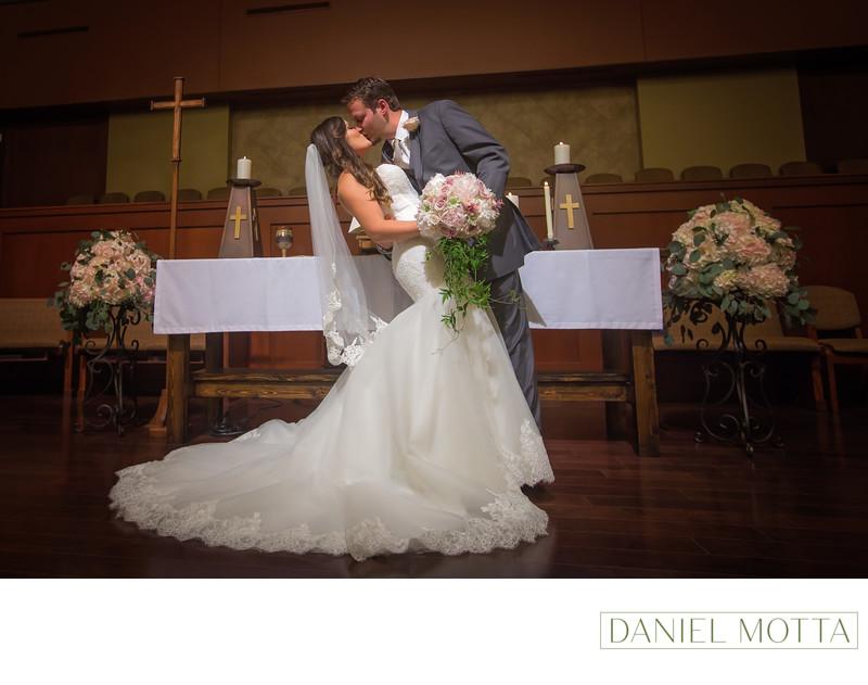Wedding Photography at Grace Avenue United Methodist