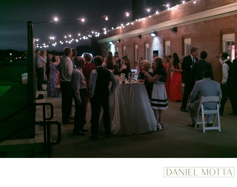 Outdoor Wedding Photography at the Filter Building