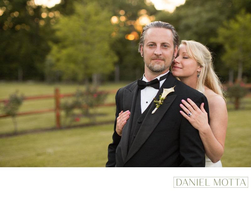 Outdoor Wedding Photography at The Springs in Anna