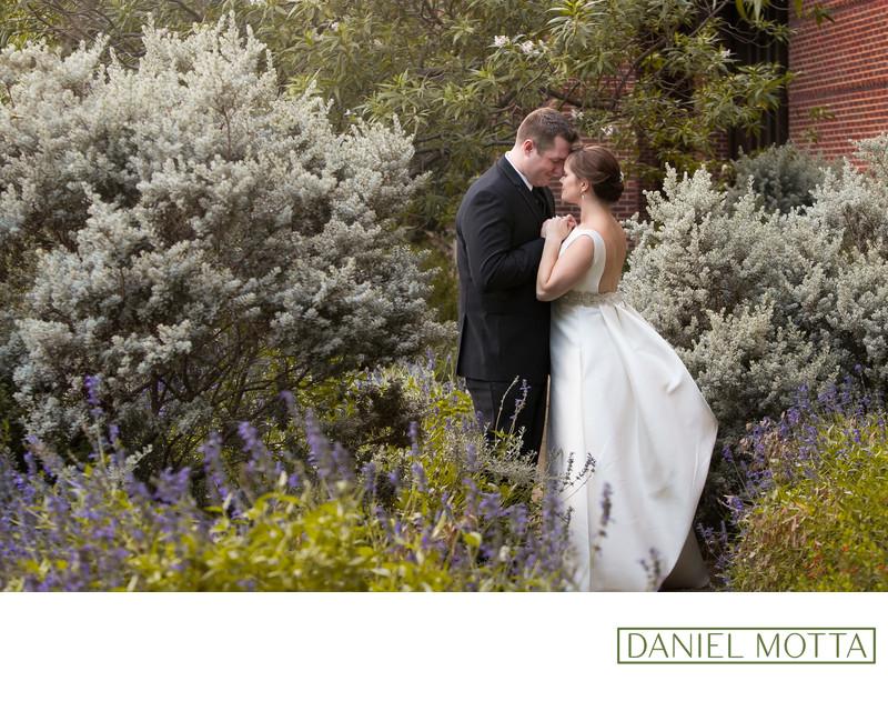 Dallas Wedding Photography at George Bush Library