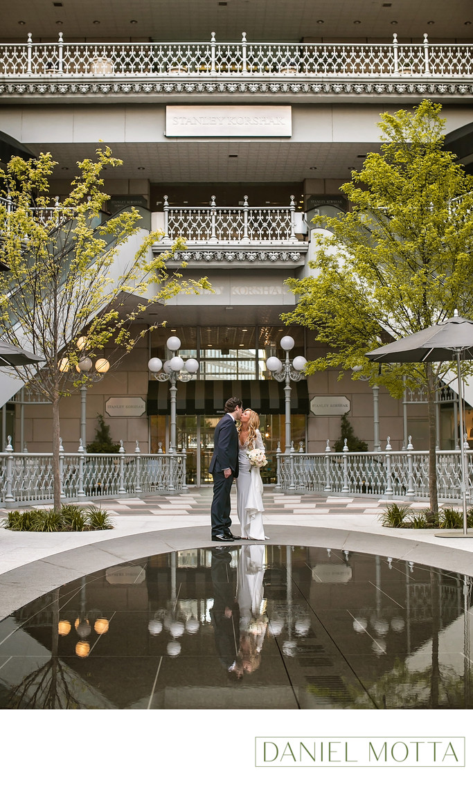 Wedding Photography at Crescent Court Hotel in Dallas
