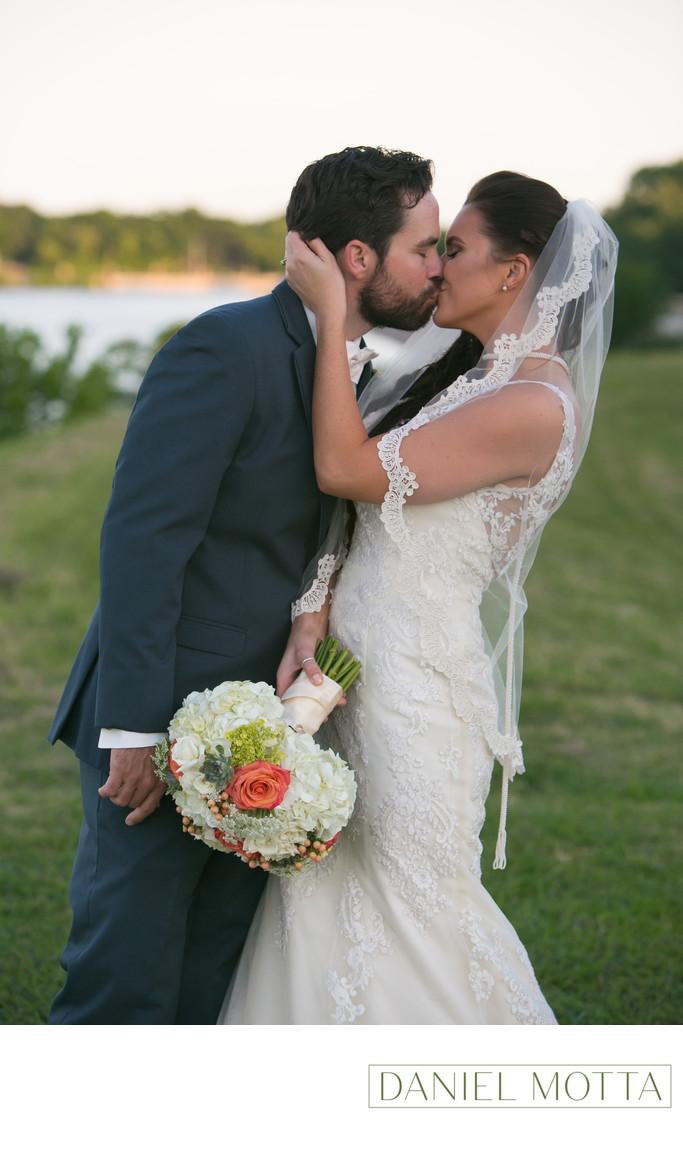 The Filter Building Outdoor Wedding