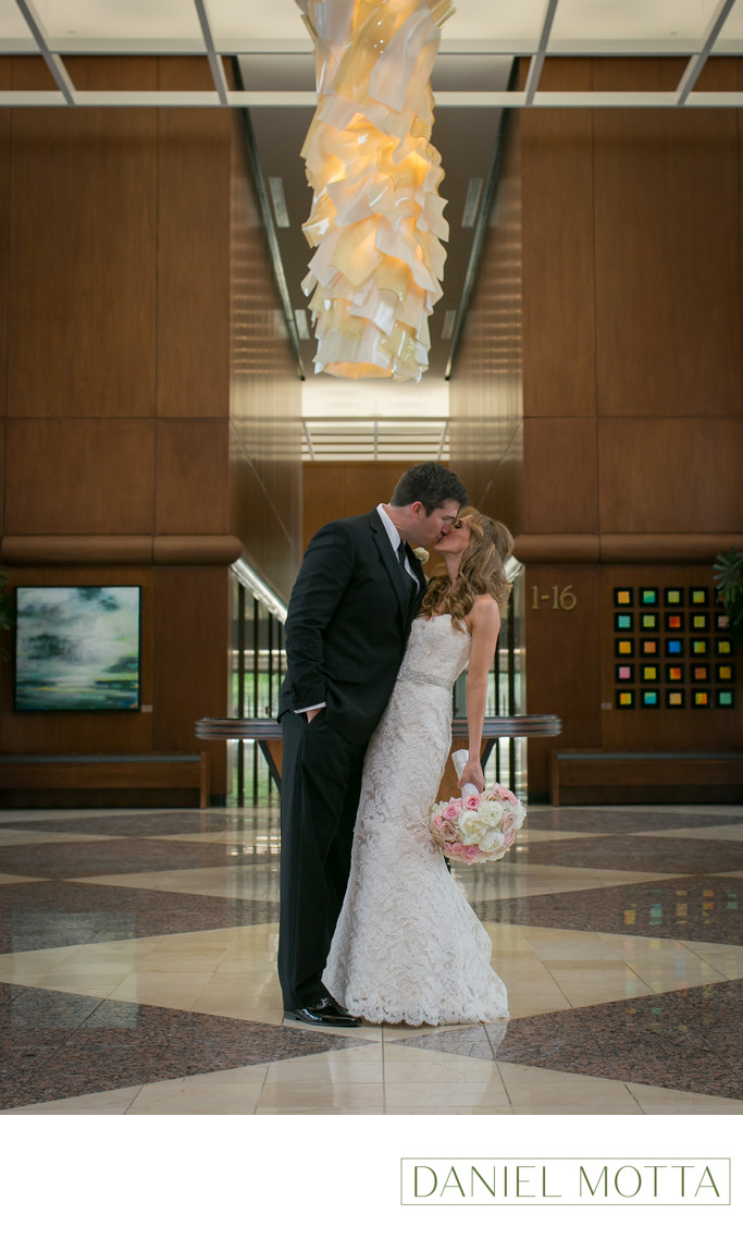 Wedding Photography at La Cima Club in Irving