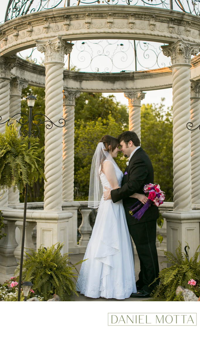 Outdoor Wedding Photo at Reflections On Spring Creek