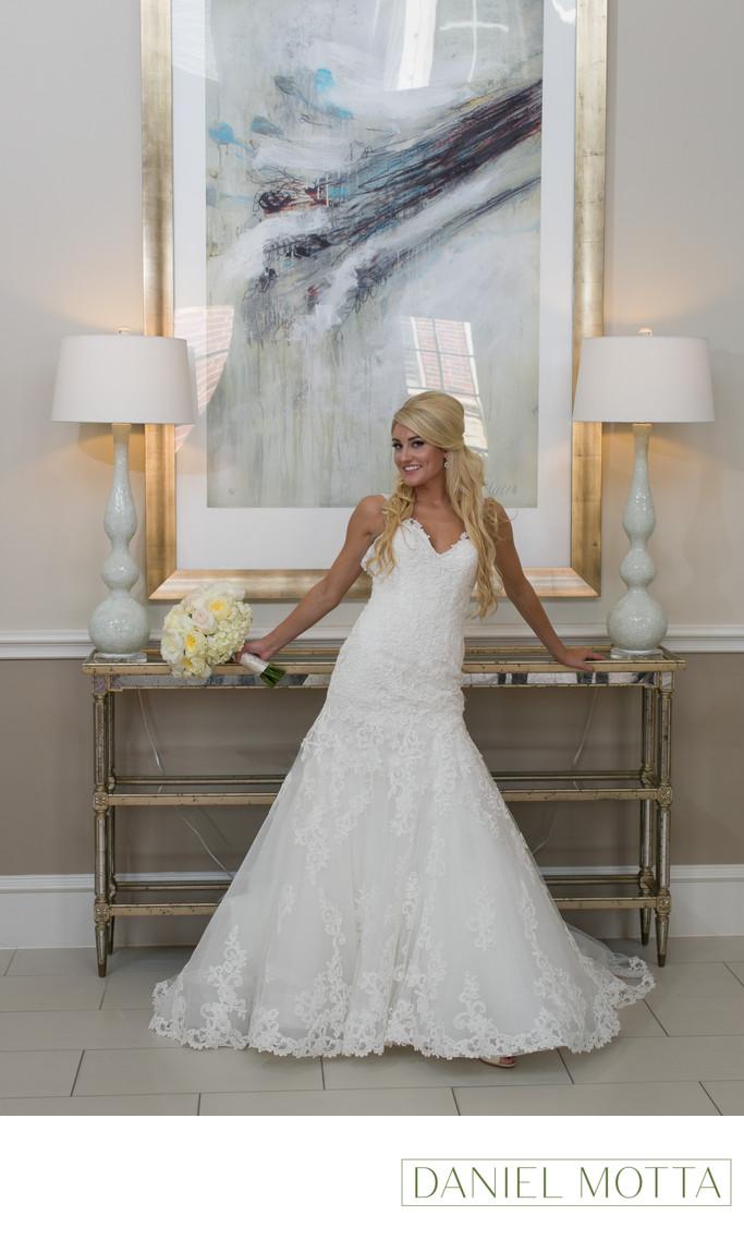 Bride at Windsor at Hebron