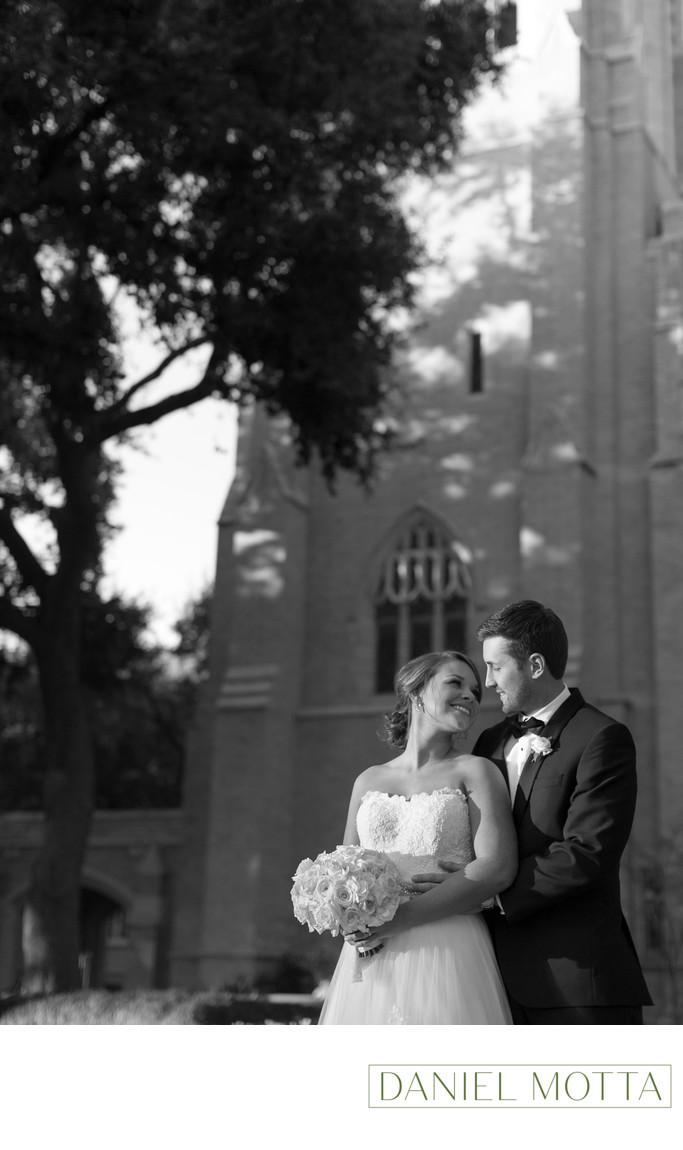 Wedding Photos at Highland Park United Methodist Church
