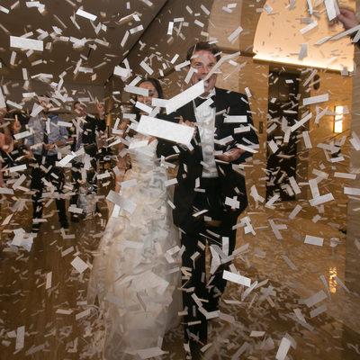 Fun Wedding Photographer at Park City Club in Dallas