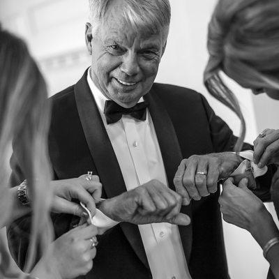Wedding Photograph at Highland Park United Methodist